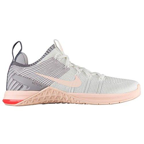 脆いホイットニー精算(ナイキ) Nike Metcon DSX Flyknit 2 レディース トレーニング?フィットネスシューズ [並行輸入品]