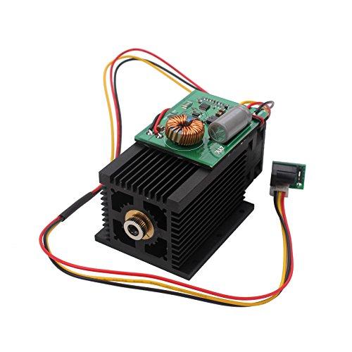 SUNWIN 3W 6W 7W Laser Head Blue Light Module 450nm For Engraving Cutting Machine (6W)