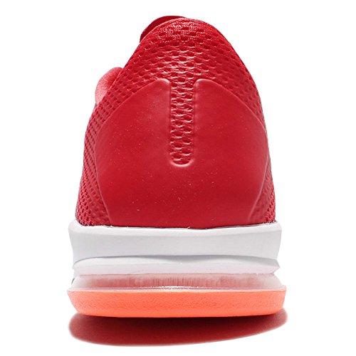 Nike Zoom Zug Complete (Schwarz / Anthrazit / Weiß, Herrengröße 11,5 US) Aktion Rot / Schwarz - Total Crimson - Weiß