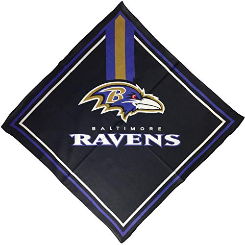 NFL Baltimore Ravens Fandana - Jersey Ravens Baltimore Scarf