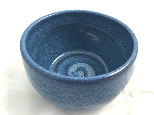 Shaving Soap Bowl- Handmade in the USA, Beautiful Gift! ()