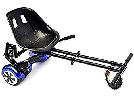 WorryFree Gadgets New with Shock Absorber /& Pneumatic Tyre for Off-Road Hoverboard Accessories Hovercart Go-Karting