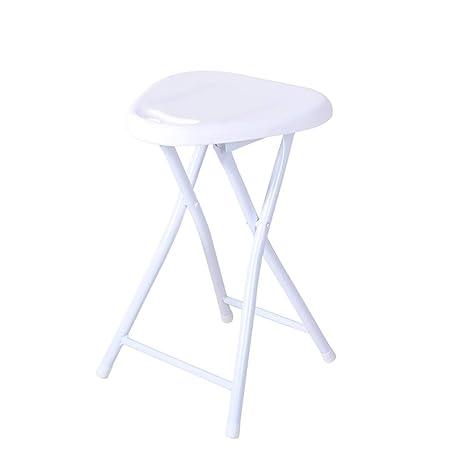 Amazon.com: MLX Taburete plegable, participación en la silla ...