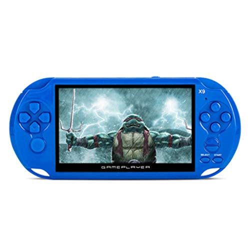 5.0in Big Screen Handheld Video Console Street Fighers Final Fight Game Player (Best Street Fight Videos)