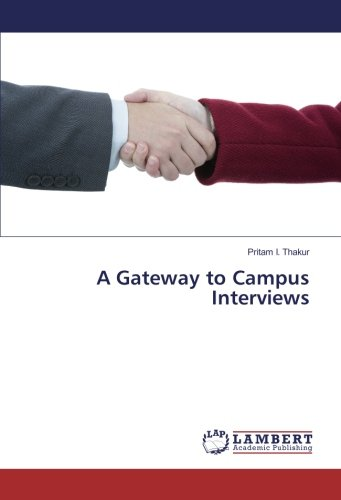 A Gateway to Campus Interviews ebook