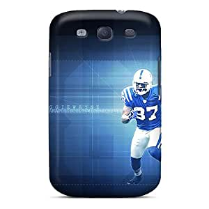Galaxy S3 Case Slim [ultra Fit] Indianapolis Colts Protective Case Cover