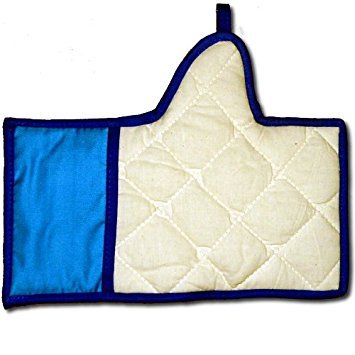 Like Button Oven Mitt - All Natural Heat Resistant Textile Materials - Unique Funny Gift and Cute BBQ Conversation Starter - Makes a Special Cool Present To Your Facebook Loving Nerdy Geek Chef