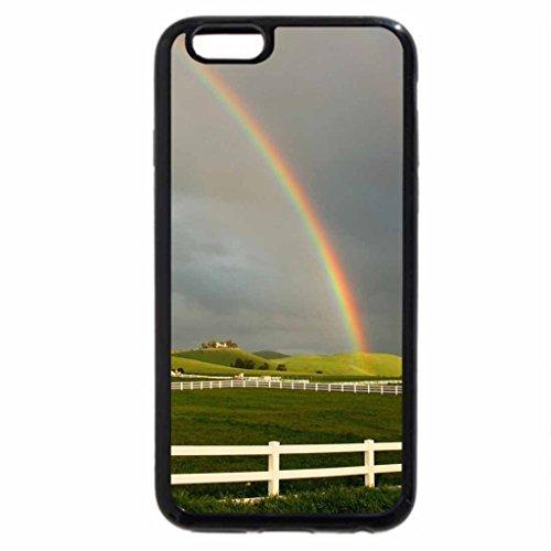 iPhone 6S / iPhone 6 Case (Black) Arco iris