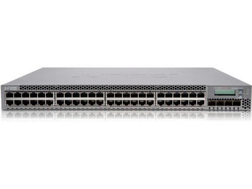Juniper EX Series 48-Port 10/100/1000 Base Switch (EX3300-48P) by Juniper Networks