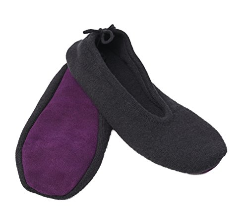 Closed Pure Charcoal Cashmere Slippers Pure Cashmere wtg7xqC4C