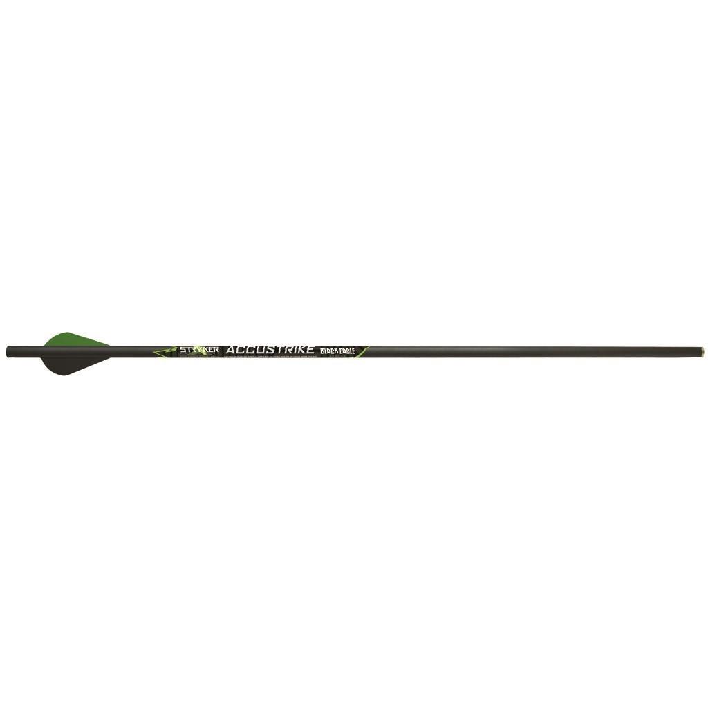 Diamond Archery Stryker Octane Accustrike Crossbow Bolts 20 inch Factory 2 inch Vanes 6/pk.