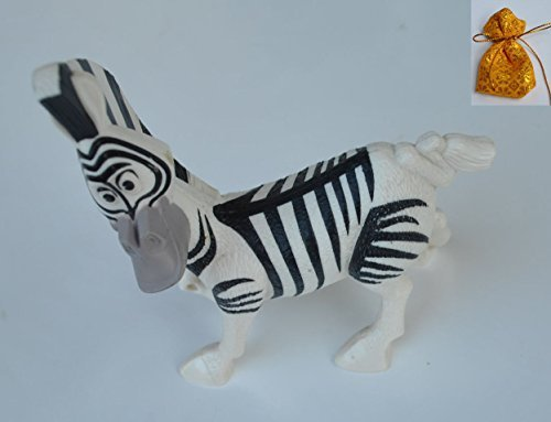 McDonald's Happy Meal Disney Pixar Madagascar Escape 2 Africa Marty the Zebra Toy figure Released in Thailand 2008 Rare -