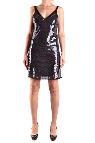 Pinko Negro Vestido Lentejuelas Mujer Ezbc056104 q7gxwqaPA