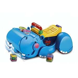 Gobble & Go Hippo