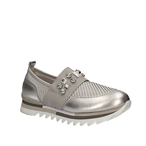 Apepazza  Dana, Damen Sneaker silber silber