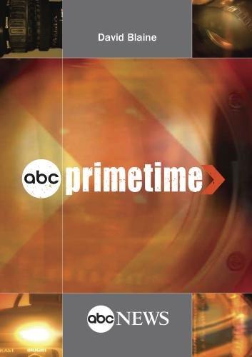 ABC News Primetime David Blaine