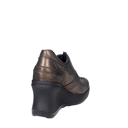 Agile By Rucoline 1800(19_) Hoch Sneakers Damen Bronze