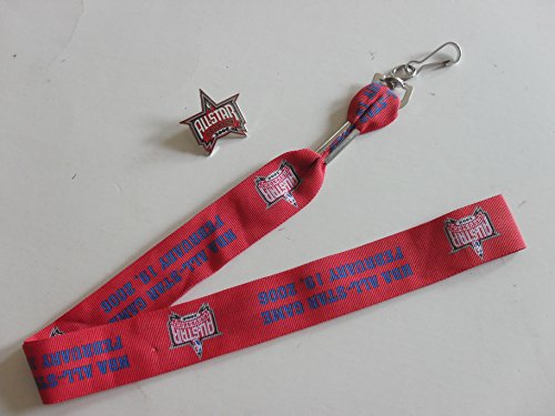 All Star Key Tag - all-star, neck key chain and a pin