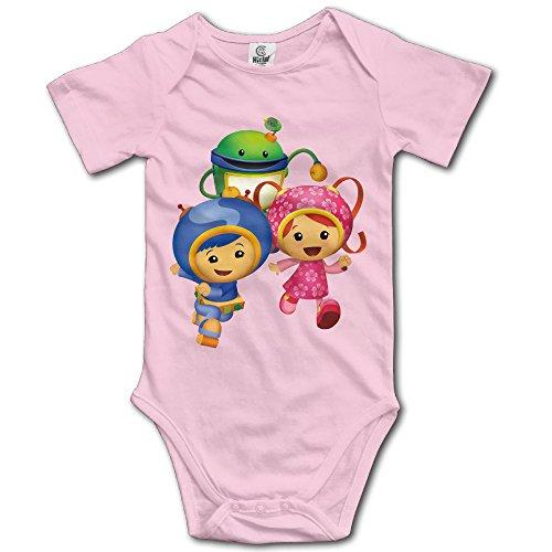 Baby Boys Girls Onesie Team Umizoomi Bodysuits