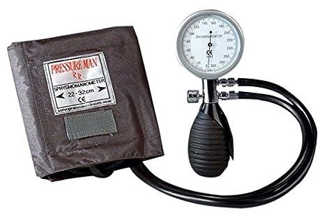 Pressure Man II E3 1079 g Velcro de manguito - Tensiómetro, color verde: Amazon.es: Salud y cuidado personal