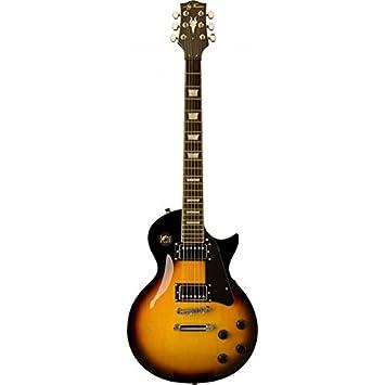 Guitarra eléctrica Jay Turser JT-220 Vintage Sunburst: Amazon.es: Instrumentos musicales