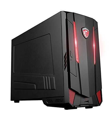 Price comparison product image XOTIC MSI Nightblade MI3 Gaming Computer - Intel i7 7700K | NVIDIA GeForce GTX 1080 8GB | 32GB RAM | 512GB SSD | 1TB HDD | CD/DVD Player | Windows 10
