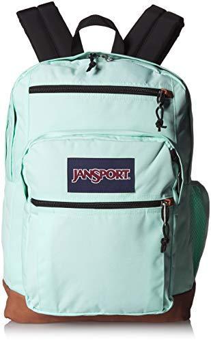 JanSport Cool Student Laptop Backpack Brook Green
