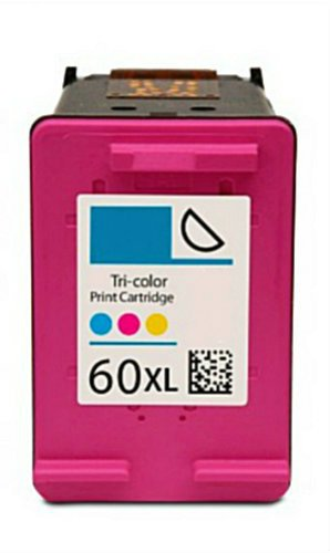 HouseOfToners Remanufactured Ink Cartridge Replacement for HP 60XL CC644WN (1 Color)