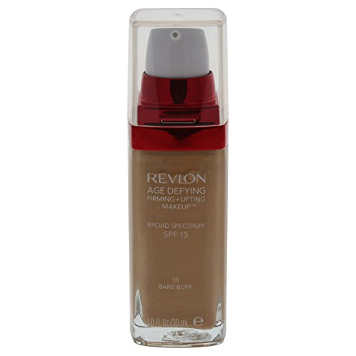 Revlon Age Defying Firming and Lifting Makeup, Bare Buff