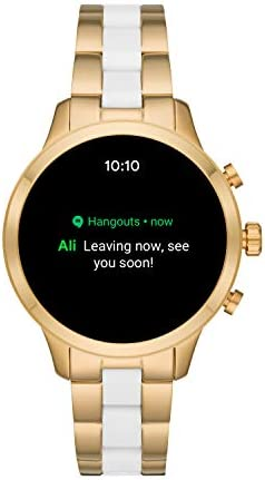 Michael Kors Access Gen 4 Runway Smartwatch - Powered with Wear OS by means of Google with Heart Rate, GPS, NFC, and Smartphone Notifications