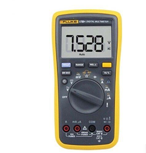 - SSEYL FLUKE 17B+ Digital Multimeter F17B+