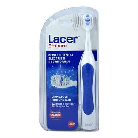 Lacer Cepillo Eléctrico Adulto Recargable: Amazon.es: Salud y cuidado personal