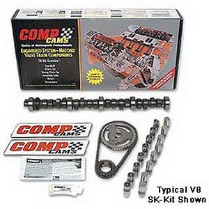 COMP Cams SK11-220-4 Magnum 306S Mechanical Flat Tappet Camshaft Small Kit Lift: ()