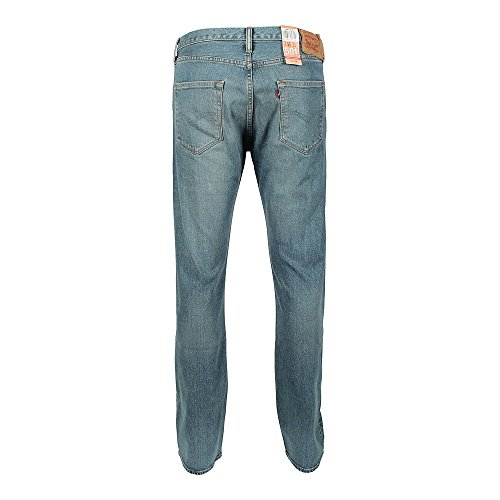Original Blu Jeans 501 Uomo Fit Straight Levi's CRwPT5UqR