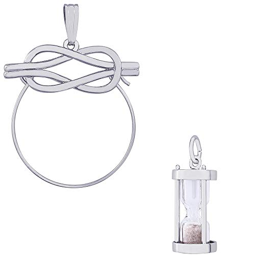 Rembrandt Charms Hourglass Cha