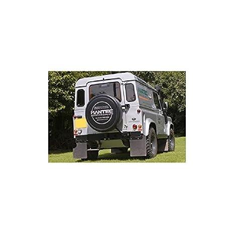 Puerta Rueda de repuesto Modele Original de mantec para Defender para Land Rover - gmn051: Amazon.es: Coche y moto