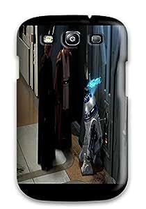 Galaxy S3 Case Cover Skin : Premium High Quality Star Wars Revenge Sith Case