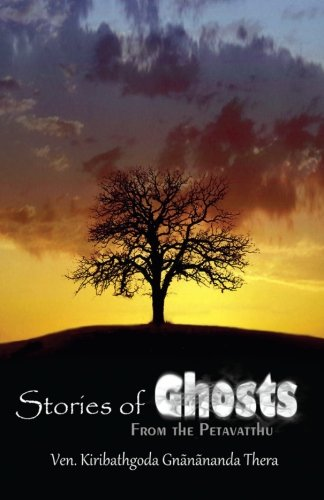Stories of Ghosts from the Petavatthu ebook
