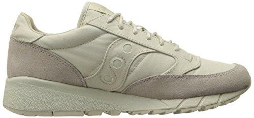 Saucony Originals Mens Jazz 91 Fashion Sneakers Off White/Tan 5XYaq