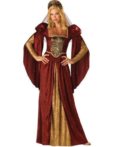 Renaissance Maiden Costume- Large - Dress Size 10-14 -