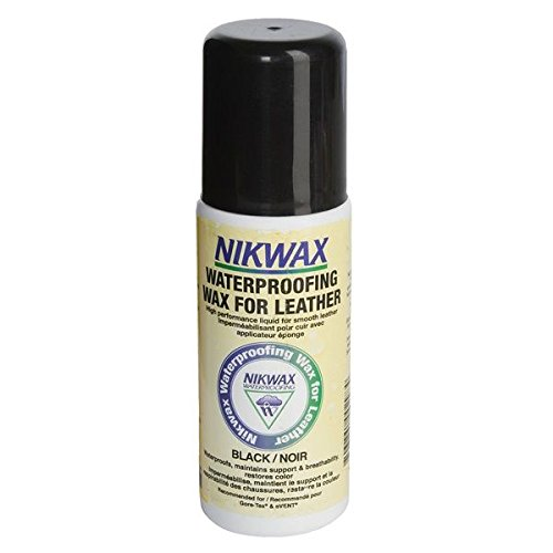 Nikwax Waterproofing Wax for Leather Liquid (neutral) 125ml (Nikwax Waterproofing Wax)