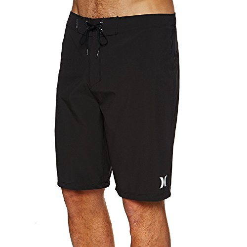 Hurley Men's Phantom One and Only Board Shorts, Black, 36 from Hurley