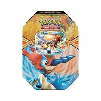 (POKEMON 2013 SPRING EX COLLECTORS TIN)