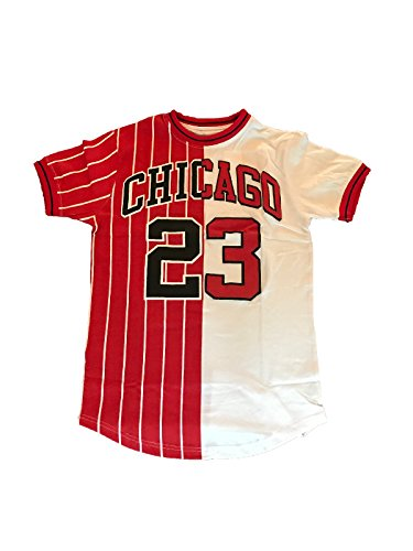 Evolution Industries Boy's Chicago # 23 Athletic T-Shirt - T-shirt Evolution Kids