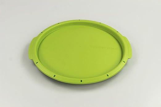Tupperware Microondas Tapa para Micro Gourmet Vaporera verde ...