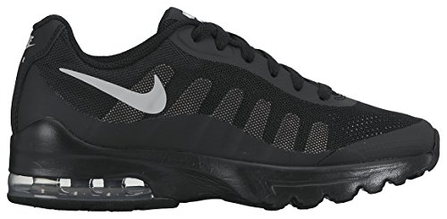 Chaussures Invigor Gar Nike de Air Black Grey Wolf Course GS on Noir Max BwqgOg1