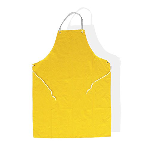 Generic O-8-O-0233-O x 35 In Poly Reinforced orced 4 Vinyl Apron Poly R Industrial Waterproof Vinyl 48 x 35 In. oof 10- 10-Mil PVC HX-US5-16Mar28-2030