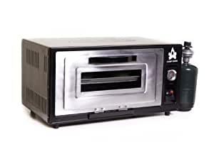 Portable Outdoor Oven Black