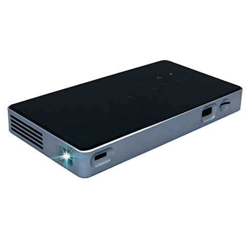 euone-dlp-mini-projector-home-theater-hd1080p-mobile-intelligent-projector-black