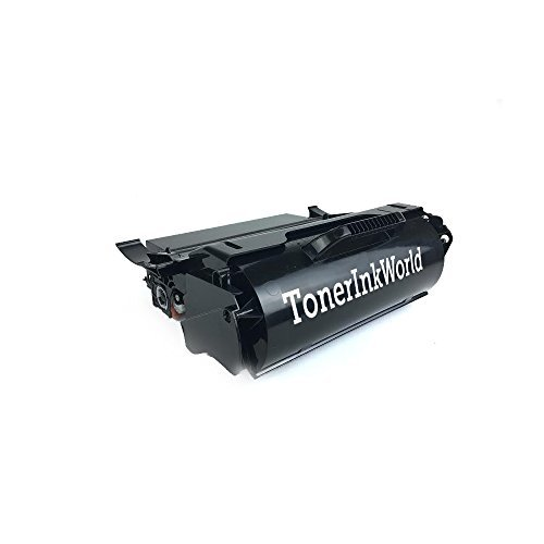 T652dn Mono Laser - TIW Compatible T650H04A 25,000 Page Remanufactured Replacement For Lexmark Toner Cartridge T650 / T652 / T654 / T656